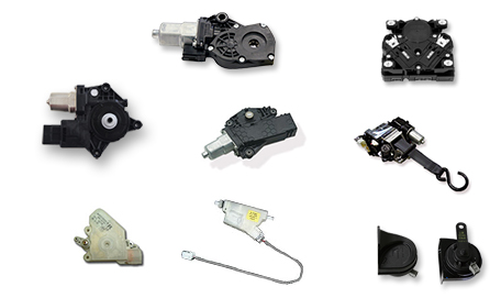 Auto Electrical Products | MITSUBA Corporation