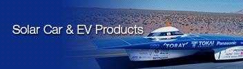 Solar cars and EV Products