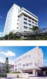 Head Office / Mitsuba R&D Center